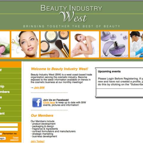 Beauty Industry West