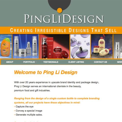 Ping Li Design